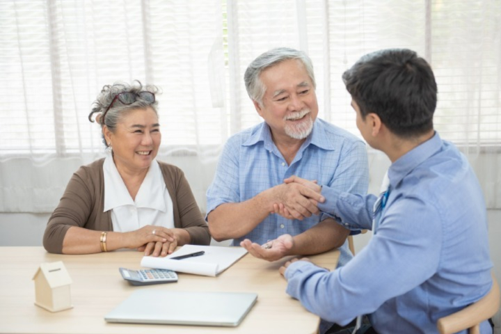 debt consolidation free consultation meeting